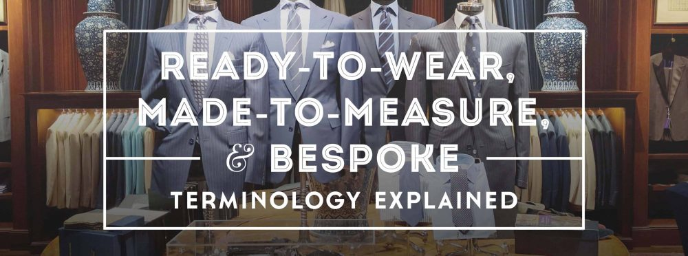 Why Choose Made-to-Measure Over Ready-to-Wear Outfits